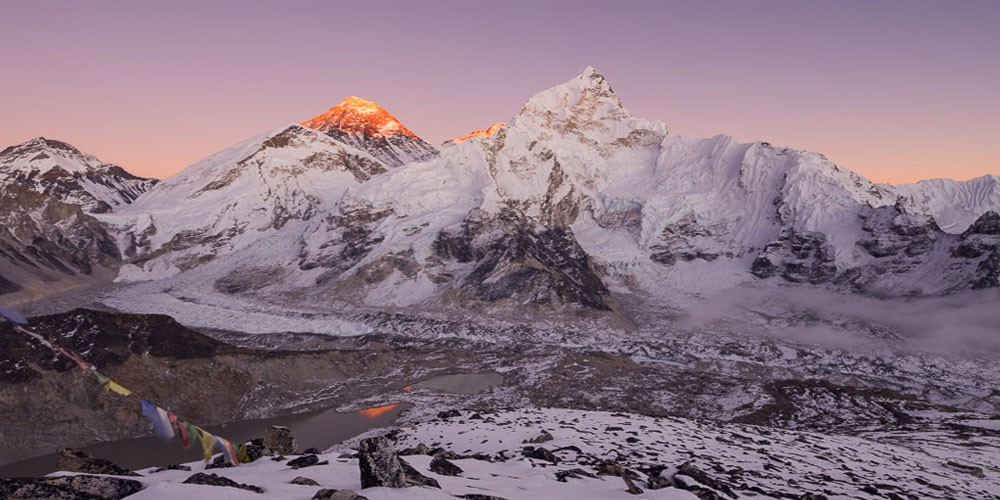 EBC everest base camp trek