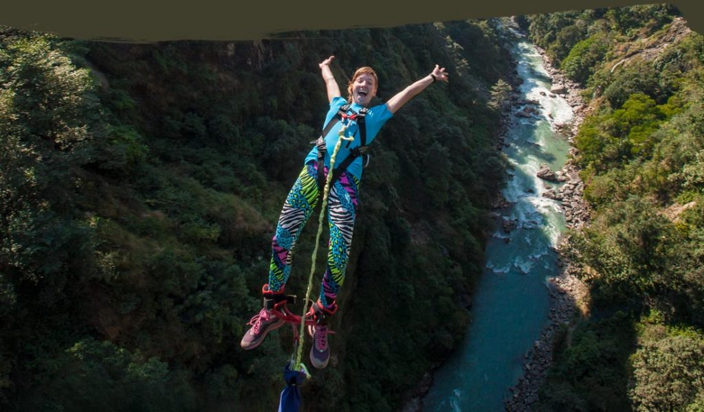 "Adventure Activities in Nepal ""Unusual Experience"""